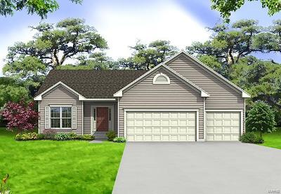 Wentzville Single Family Home For Sale: Wilmer Valley - The Davenport