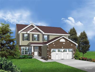 Shiloh Single Family Home For Sale: 418 Ganim *turnberry Model*