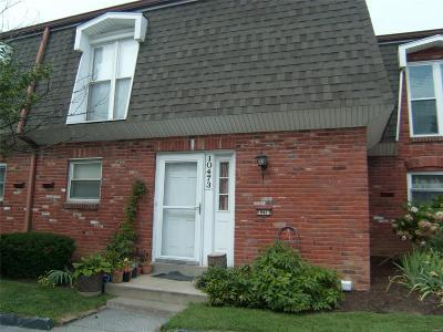 Condo/Townhouse For Sale: 10473 Corbeil Drive