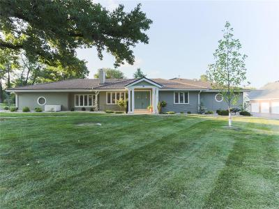 Single Family Home For Sale: 10327 Kennerly Road