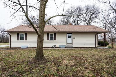 O'Fallon IL Single Family Home For Sale: $159,999