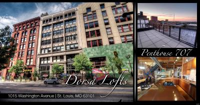 St Louis MO Condo/Townhouse For Sale: $579,900