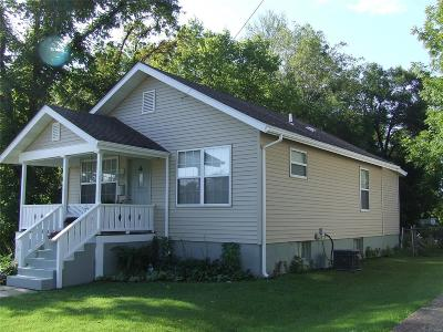 Franklin County Single Family Home For Sale: 914 West State