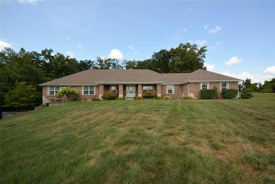 Troy Single Family Home For Sale: 23 Edgewood Court
