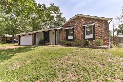 Single Family Home Option: 1104 Holgate Drive