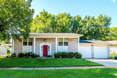 Maryland Heights Single Family Home For Sale: 12730 Saddlemaker Court
