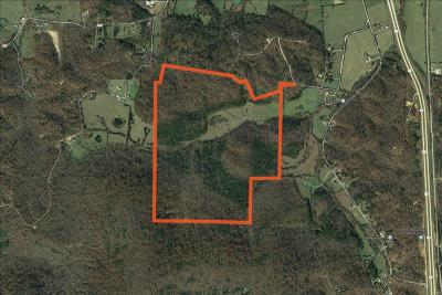 Jefferson County, Madison County, St Francois County Farm For Sale: Off Madison 456