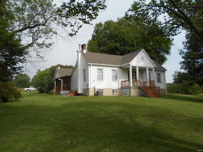 Jefferson County Single Family Home For Sale: 3645 State Road P