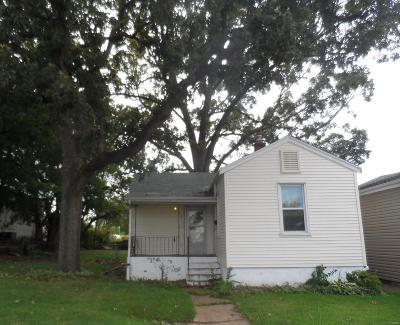 St Louis City County Single Family Home For Sale: 6012 Fyler Avenue