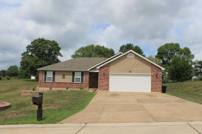 Lincoln County, Warren County Single Family Home For Sale: 351 Dry Fork Crossing