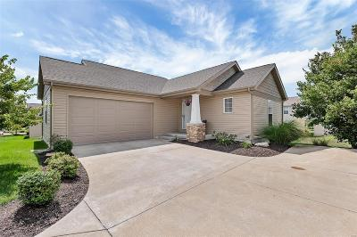 St Peters Single Family Home Contingent No Kickout: 1240 Harmony Lake Drive