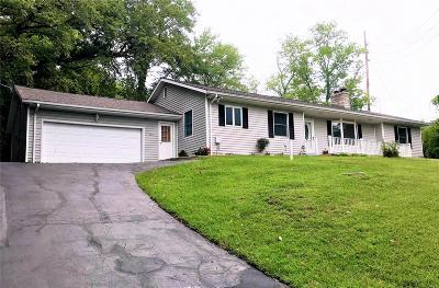 Pevely Single Family Home For Sale: 8613 Metropolitan Boulevard