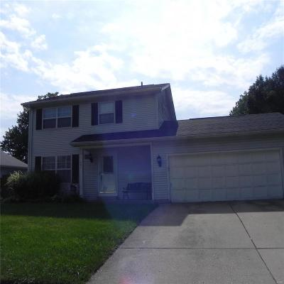 O'Fallon Single Family Home For Sale: 721 Country Oaks Lane