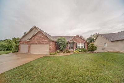 Maryville Single Family Home For Sale: 33 Oak Lake Court