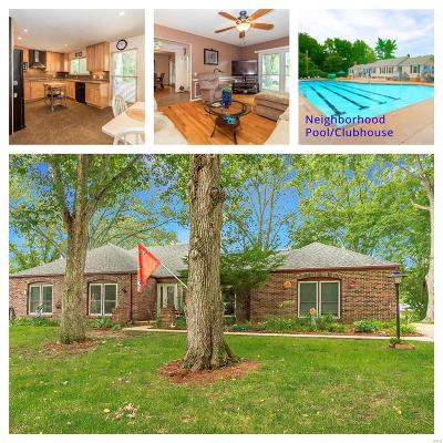 Chesterfield Single Family Home For Sale: 116 Spring Gate Drive