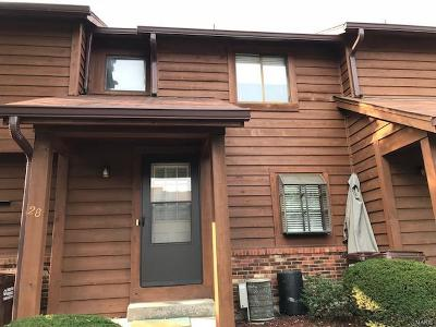 St Charles County Condo/Townhouse For Sale: 28 Cedar Grove