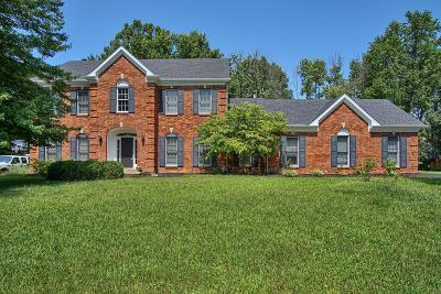 Chesterfield Single Family Home For Sale: 2709 Joyceridge Drive