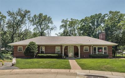 St Louis City County Single Family Home For Sale: 6746 High Circle