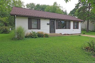 Farmington Single Family Home For Sale: 608 Wesley Drive