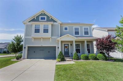 St Charles Single Family Home For Sale: 3223 Stowe Landing