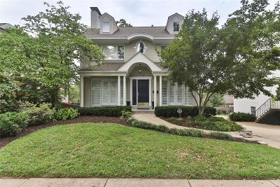 Clayton Single Family Home For Sale: 8169 Stratford Drive
