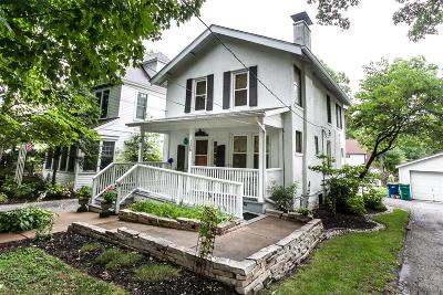 Webster Groves Single Family Home For Sale: 126 Plant Avenue