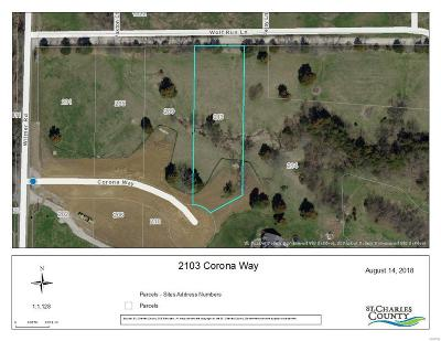 Lincoln County, St Charles County, St Louis City County, St Louis County, Warren County Residential Lots & Land For Sale: 213 Corona Way