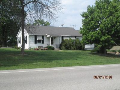 Union Single Family Home For Sale: 1421 Old Highway 50 E