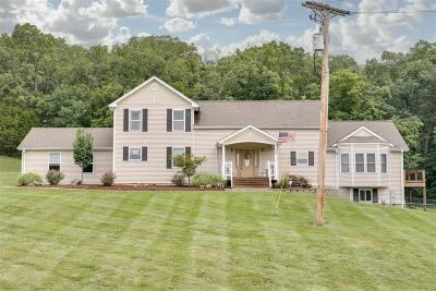 Franklin County Single Family Home Contingent No Kickout: 6491 Highway O