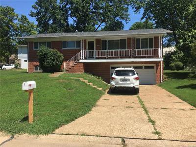 Single Family Home For Sale: 11007 Baywood Terr
