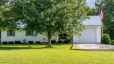 Monroe County, Ralls County Single Family Home For Sale: 115 Judy Street