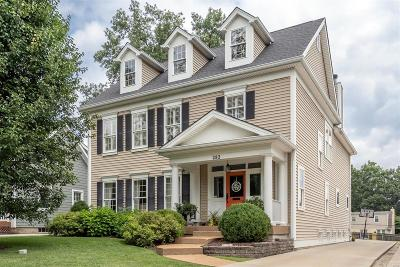 Glendale Single Family Home For Sale: 282 Edwin Avenue