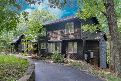 Wildwood Single Family Home For Sale: 1617 Wolf Trail Road