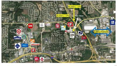 Wentzville Commercial For Sale: Wentzville Pkwy/Hwy 40.