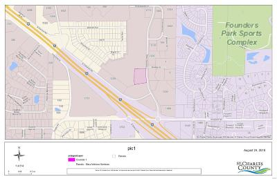 Wentzville Commercial For Sale: 1.75 Acres Corporate Parkway