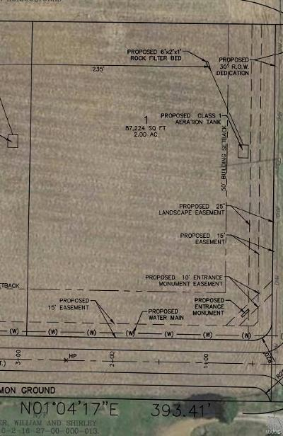 Edwardsville Residential Lots & Land For Sale: 2854 Fawn Meadows Court