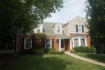 Webster Groves Single Family Home Contingent w/Kickout: 77 Webster Woods Drive
