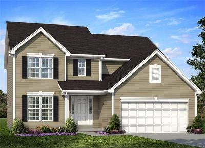 O'Fallon Single Family Home For Sale: 2 Brookview