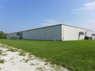 Marion County Commercial For Sale: 707 Industrial Drive