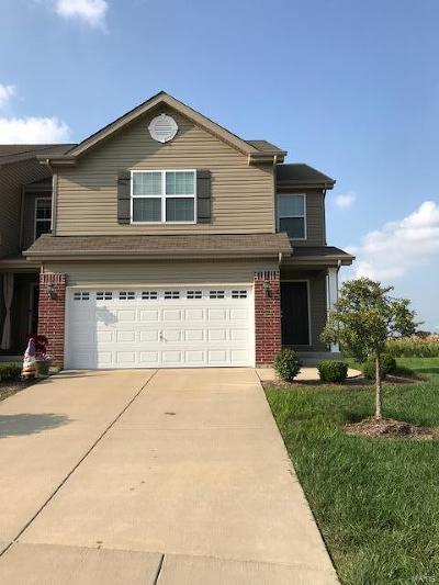 Fairview Heights Single Family Home For Sale: 830 Harbor Woods