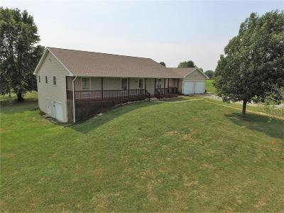 New London MO Single Family Home Active Under Contract: $219,500