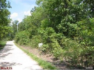 Madison County, Jefferson County, St Francois County Residential Lots & Land For Sale: 1 Oak Trails-Lots 1&2- #2 3-7