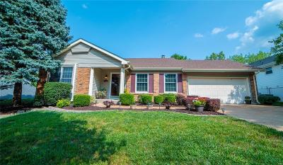 Wildwood Single Family Home Contingent No Kickout: 2506 Forest Leaf
