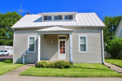 Millstadt Single Family Home For Sale: 423 West Washington Street