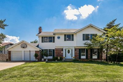Single Family Home For Sale: 7832 Kenrick Manor Drive