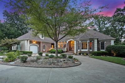 ST CHARLES Single Family Home For Sale: 14 Upper Dardenne Farms Drive