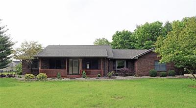 Collinsville Single Family Home Active Under Contract: 5584 Sugar Loaf Road