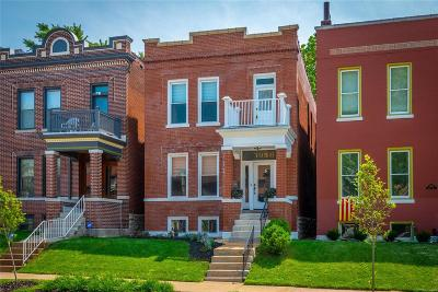 St Louis Single Family Home For Sale: 3958 Russell