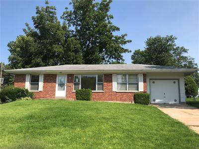 Single Family Home For Sale: 2530 Burbeck Drive