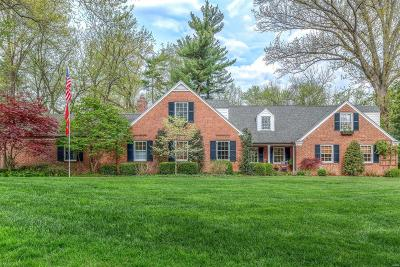Ladue Single Family Home For Sale: 9 Wakefield Drive